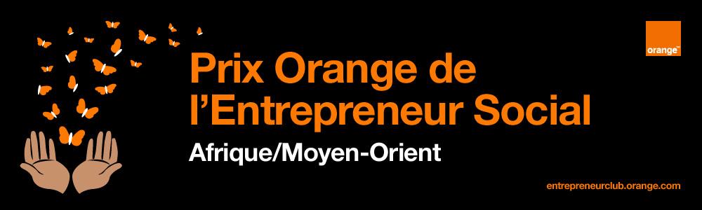 Orange prix d'entrepreneur social