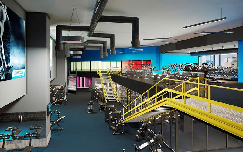 California Gym le plus moderne club de fitness de Sousse où peut ...