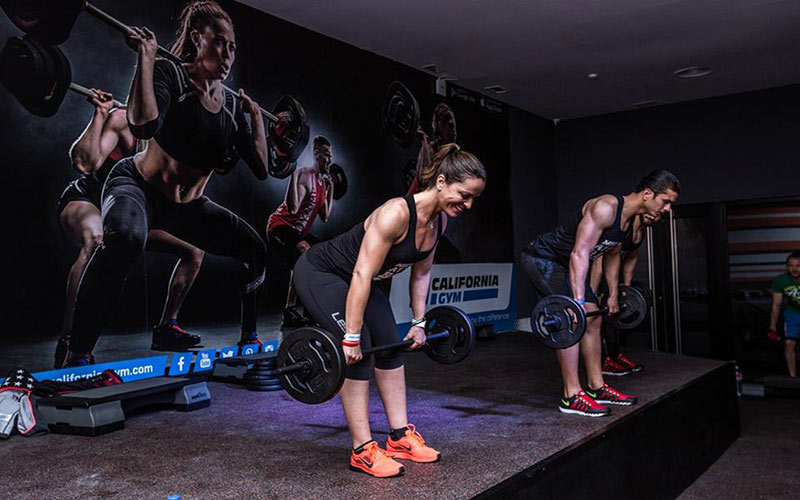 california gym sousse