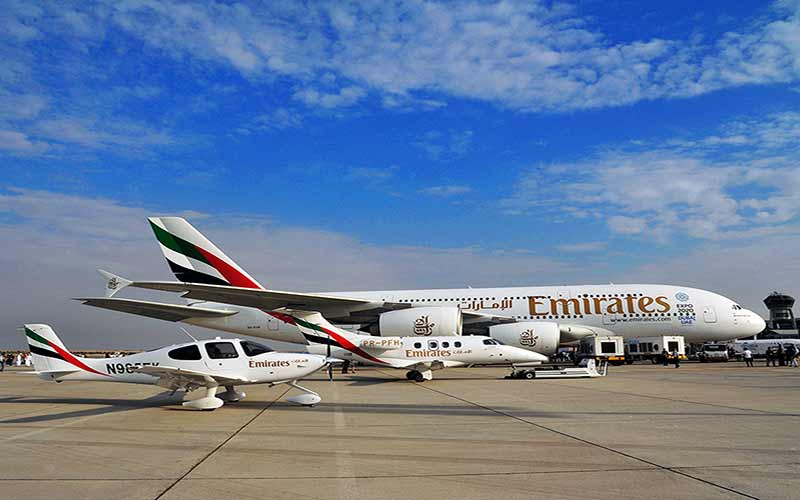 nouvel airbus a 380 emirates