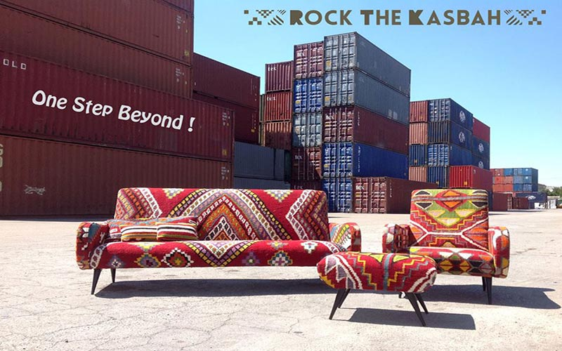 Rock The Kasbah by philippe xerri