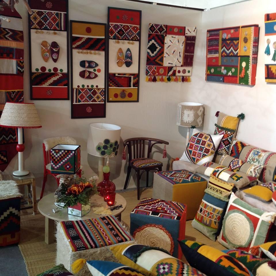 Top 5 boutiques aux objets handmade tunis for Miroir tunisien