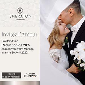 Sheraton invitez l'amour