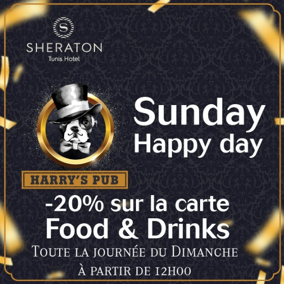 sheraton food