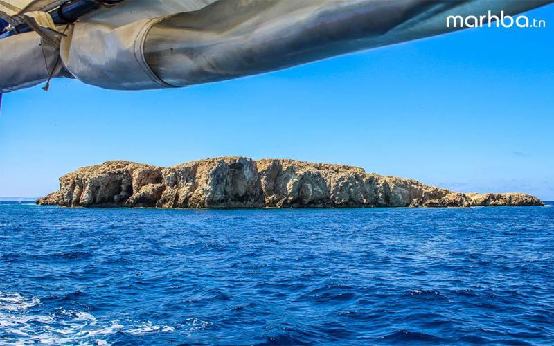 Les Iles Cani, le dernier Paradis de la Tunisie