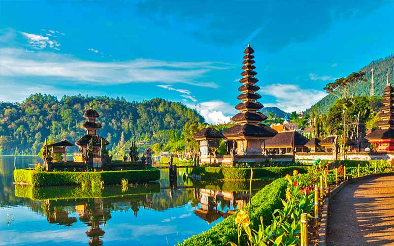 Indonésie « Bali Lu0027île Des Dieux »